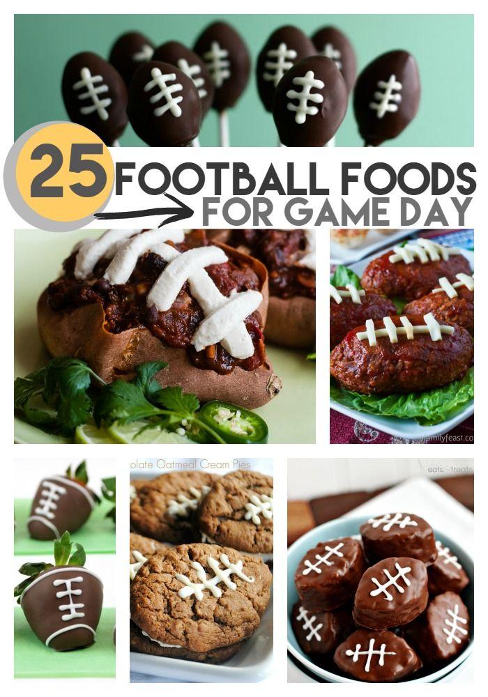 Super Bowl Party Food Recipes