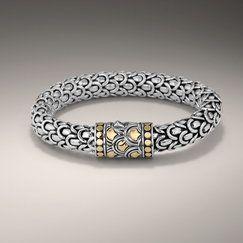In Love with my John Hardy bracelet.