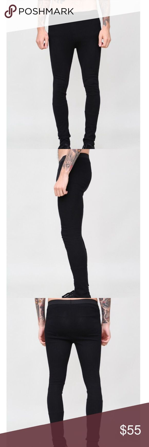 NWT Oak NYC Black Leggings Brand new never work pair of Lille Oak NYC leggings. Great for layering and super comfy. OAK Pants Sweatpants & Joggers