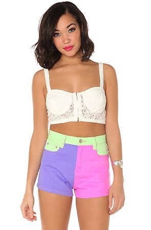 65 best The Studded High Waisted shorts images on Pinterest
