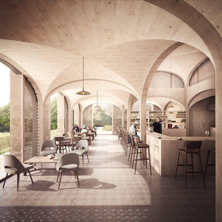 Forbes Massie / 3D Visualisation Studio / London - Work - Duggan Morris / Wilderness
