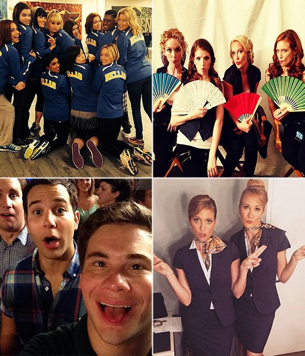 'Pitch Perfect 2′ Cast: Anna Kendrick & More Share Epic InstagramPics