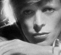 David Bowie Augen - ein Emblem der Popkultur