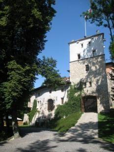 Korzkiew Castle, Krakow, Poland