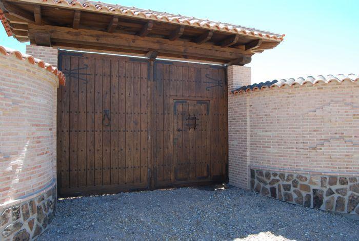 8 Best Portones De Madera Images On Pinterest Wood Gates