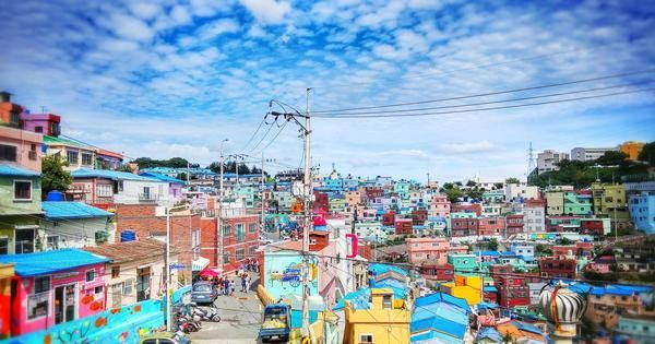 Going To The 'Santorini Of Korea' Could Be Your Next Travel Highlight. For Real.