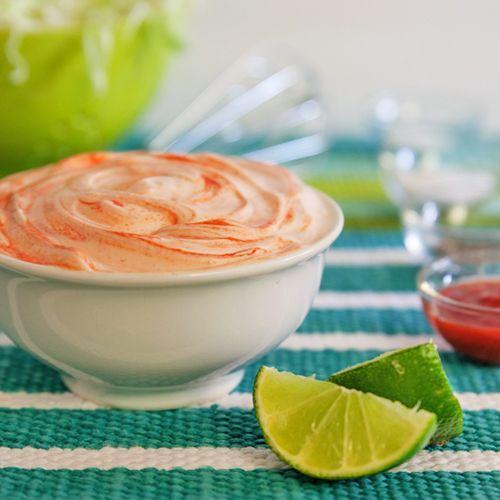 Sriracha Sauce - good for fish tacos
