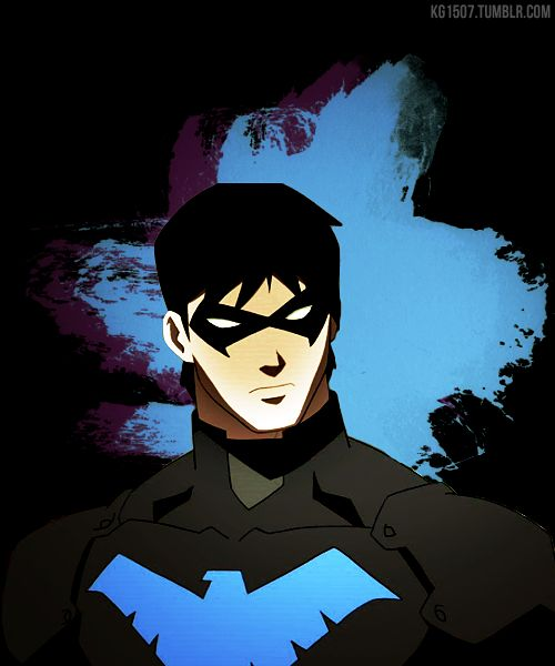 17 best images about nightwing on pinterest robins nightwing and comic - Pictures of nightwing from young justice ...