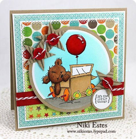 LOTV - Little Lorry Bear - http://www.liliofthevalley.co.uk/acatalog/Stamp_-_Boys_-_Little_Lorry_Bear.html