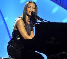 Alicia Keys Piano