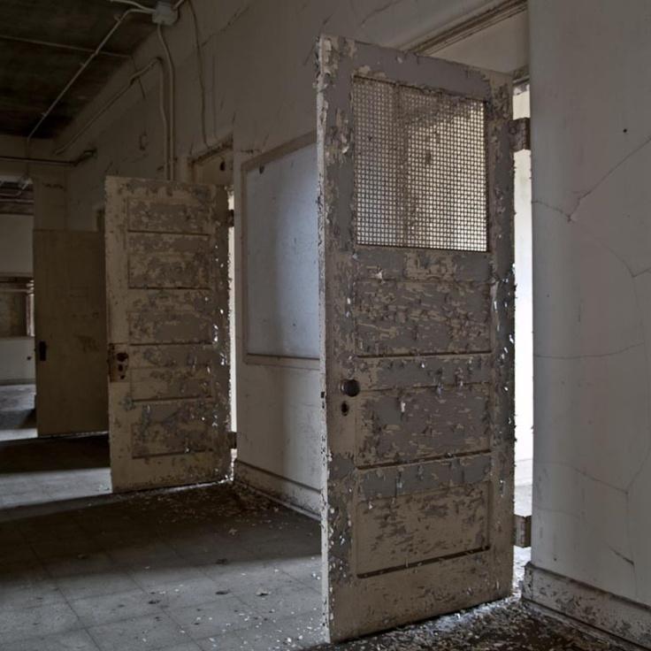 Babcock Building-South Carolina State Hospital  Abandoned History