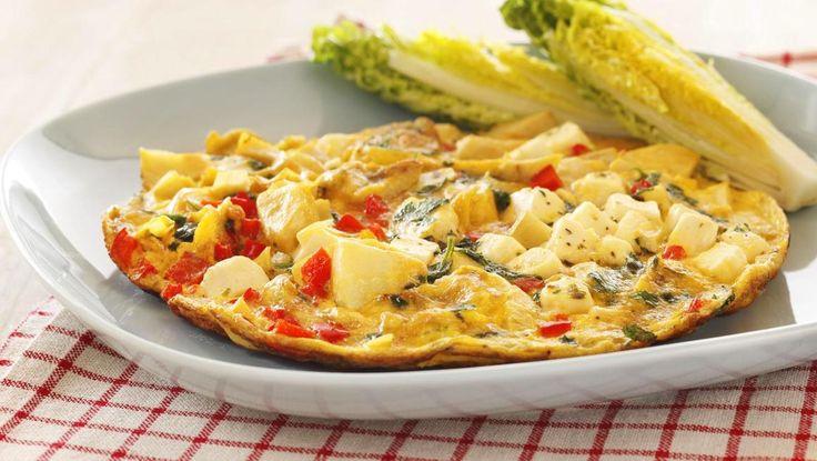 Gresk omelett