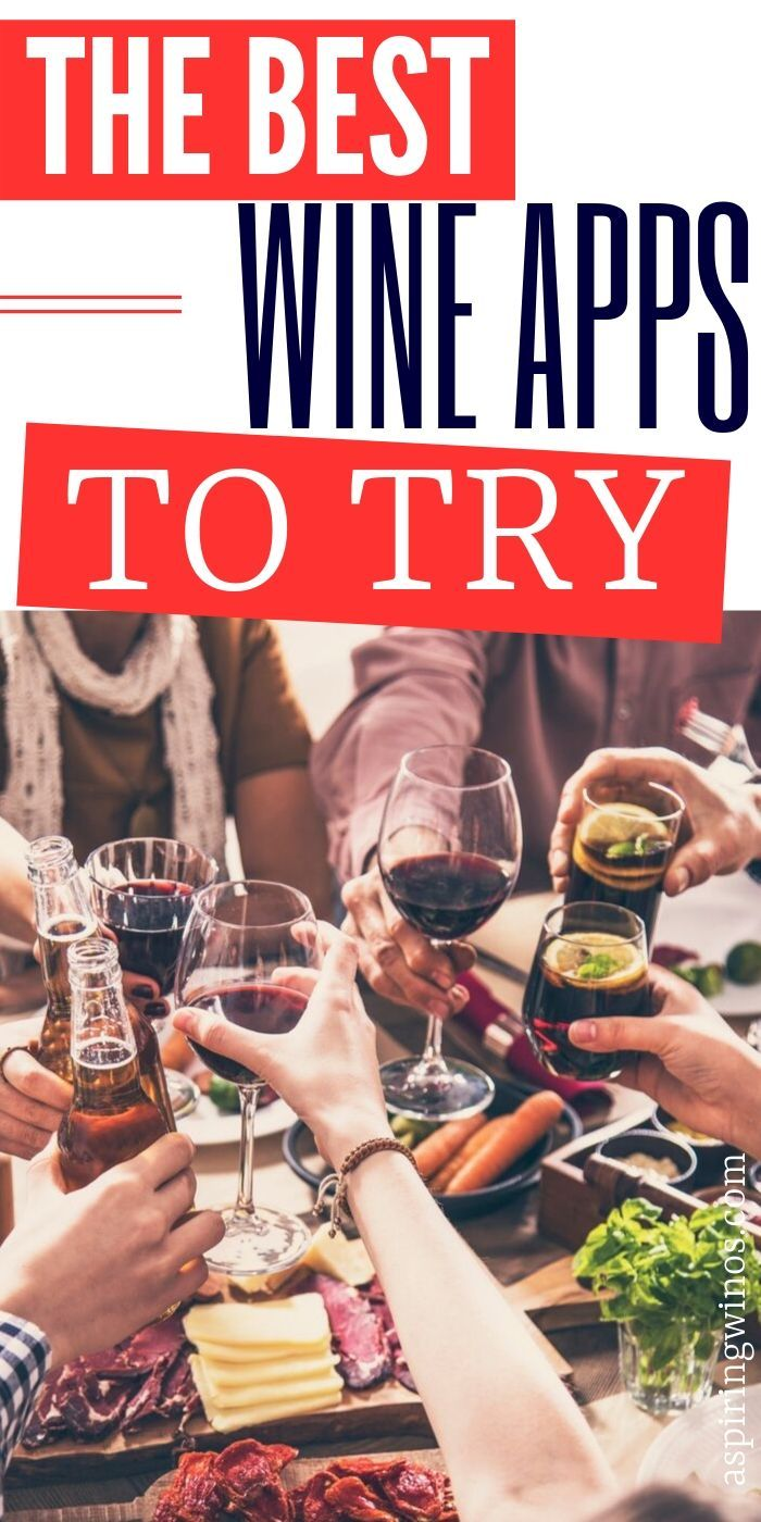 Best Apps For Wine Lovers In 2020 Wine Cocktail Recipes Wine Lovers Wine Food Pairing