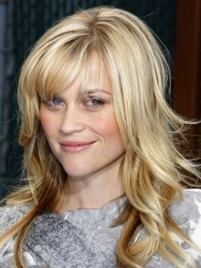 Reese Witherspoon - cuts for thin hair