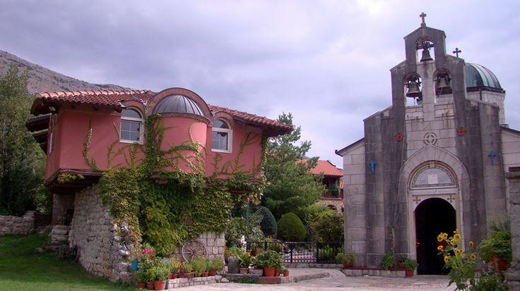 Tvrdos monastery near Trebinje