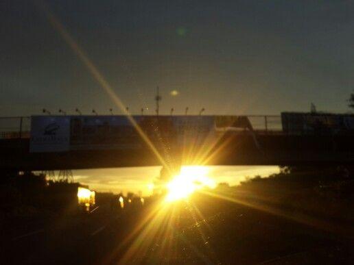 #sunset #jakarta