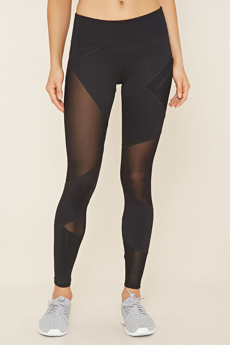 17 Best images about Women's Sexy Active Leggings with Mesh ...