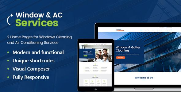 Ac Services A Window Cleaning Air Conditioning And Heating