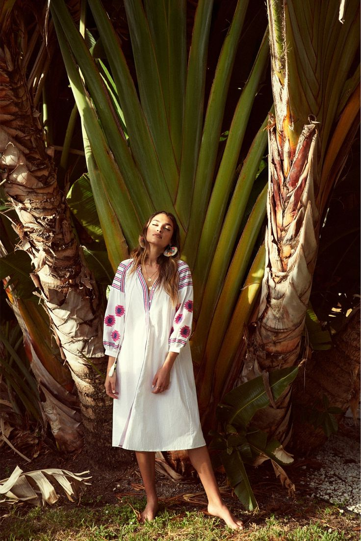 85 Stunning Bohemian Style Interior Design Ideas For Your: Product Image Riley Dress #bymalina #riley #dress #palms