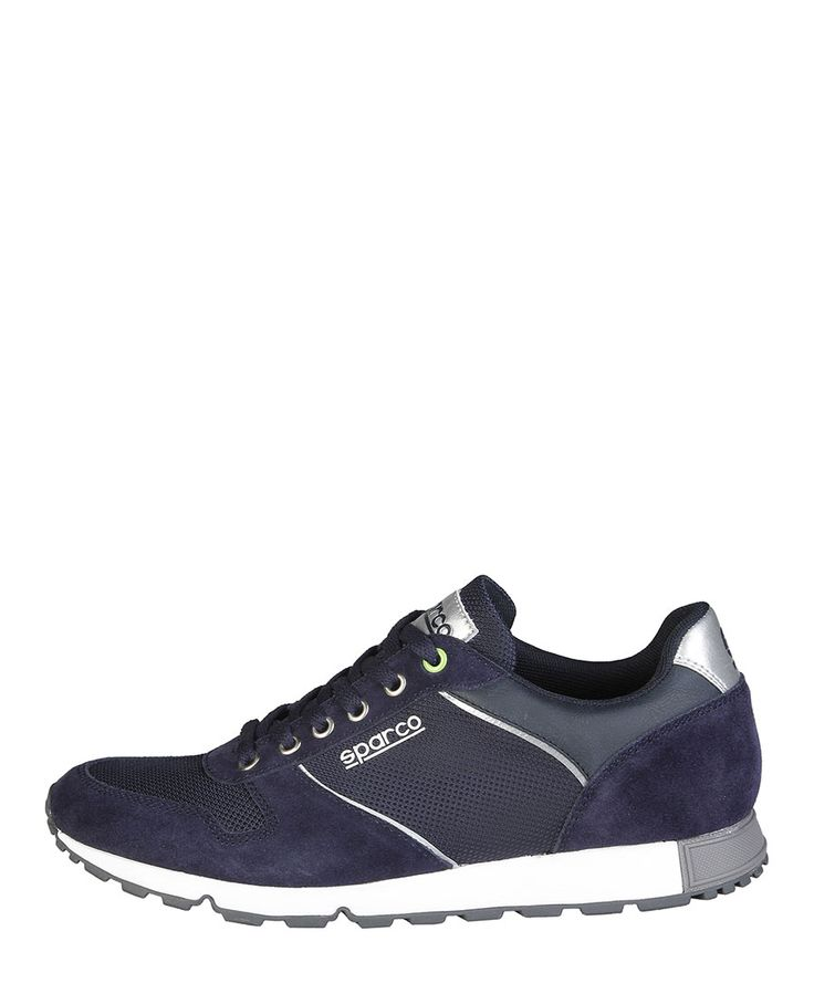 Sneaker uomo  Blu SPARCO - Primavera Estate - titalola.com