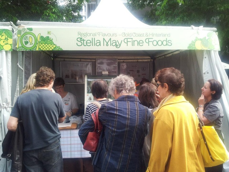 Stella May Fine Foods of Boozy Duck Pate fame.