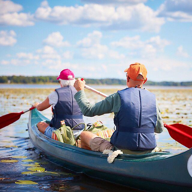 Kanotutflykt i Svartådalen #sommar #högupplöstkärlek #edenbb #kanot #fläckebo #västmanland