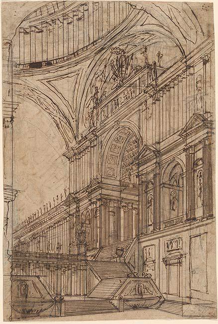 Ferdinando Galli Bibiena | The Morgan Library & Museum
