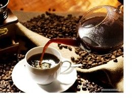 How to darken your hair naturally.  Coffee, tea, black walnuts, cacao or sage
