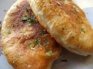 Самые вкусные рецепты: Воздушные жареные пирожки