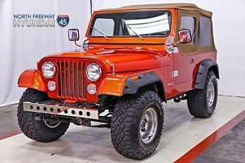 1978 Jeep CJ-7 for sale 100904215
