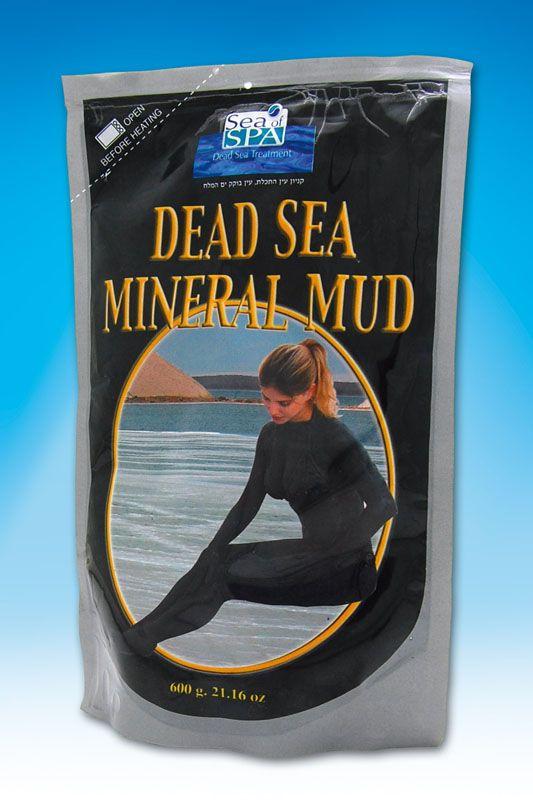 Błoto mineralne z Morza Martwego- saszetka 600 g. Czarne błoto mineralne z Morza Martwego usuwa dfrobne zmarszczki, rozmiękcza blizny, przyspiesza gojenie zranień, zmniejsza napięcie w mięśniach, pomaga w chorobach reumatycznych, łagodzi objawy trądziku młodzieńczego, wspomaga leczenie egzemy, łuszczycy , przyspiesza gojenie skórnych chorób alergicznych, wspomaga odchudzanie, likwiduje cellulitis.