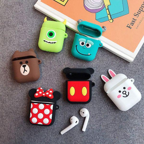 AirPods Apple Case Bluetooth Earphone