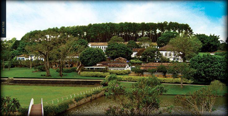 Hotel histórico Fazenda Dona Carolina - Agenda