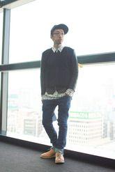 ストリートスナップ   メンズ   ページ1      Fashionsnap.com