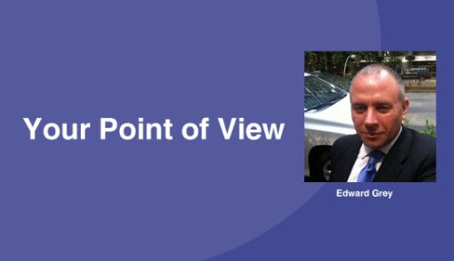 Your Point of View by Edward Grey A reader comments on the article, 'Competing in a mobile economy' by Stuart Brown (Issue 1) The mobile economy has redefined how we do business.  http://middleeast-business.com/