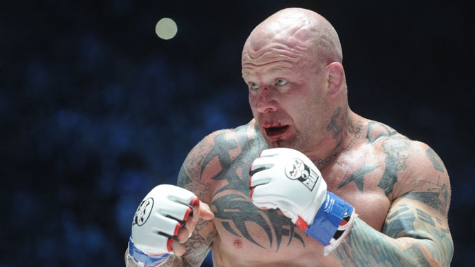 "Jeff Monson: ""US a police state, George Orwell's 1984 happening before us"" ARTICLE:"