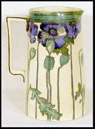 Royal Doulton - one of their Art Nouveau patterns
