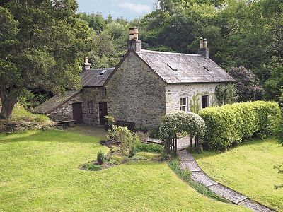 Springburn Cottage20in Argyll And Bute Old Times Not To