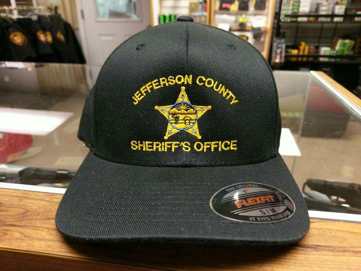 2e91116e048 Special Detail Ball Cap - Jefferson County Sheriff s Office