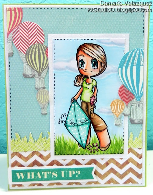 This week's Pin of the Week, using Kite Flying Mae, is sure to have you wishing for spring weather. www.someoddgirl.com #pinoftheweek