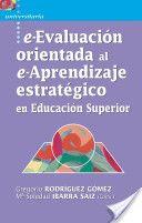 G 7-1/00182 E-evaluación orientada al e-aprendizaje en Educación Superior [Imagen de http://books.google.es/books/about/e_Evaluaci%C3%B3n_orientada_al_e_Aprendizaje.html?id=tB8O9Xse4rkC&redir_esc=y]