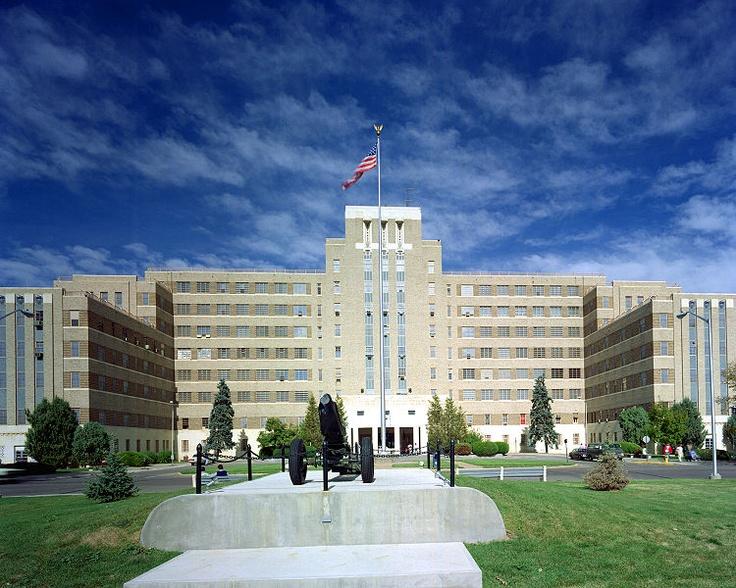 FileFitzsimons Army Medical Center in 1989.JPEG Road