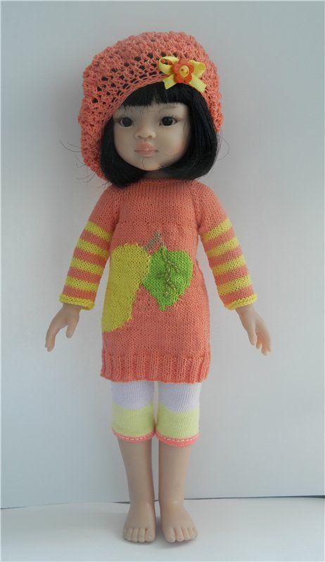 Мода для Паолочек - 3 / Одежда и обувь для кукол - своими руками и не только / Бэйбики. Куклы фото. Одежда для кукол