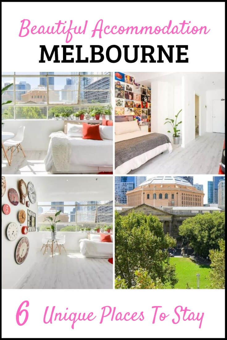 Unusual Stunning Accommodation In Melbourne Places In Melbourne Australia Tourism Melbourne Accommodation