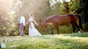 horse wedding photos,but instead of horse , use Ayden