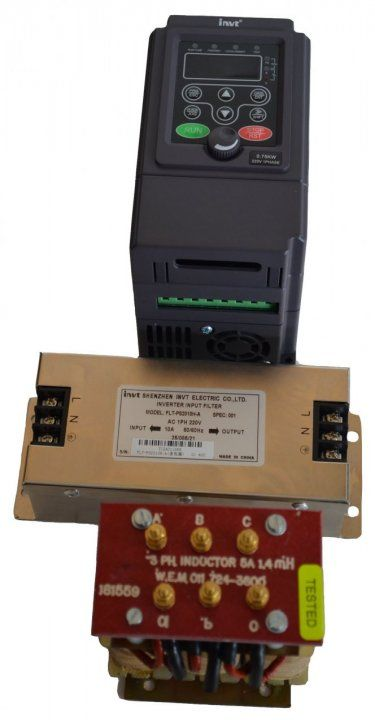 Large quantity Order for 650 VSD units   Indusquip Marketing: Electric motors & drives