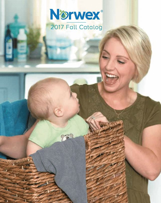 <3 Fall 2017 Norwex Catalog  Download
