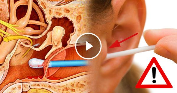 [Todays Viral] After watching this you'll definitely stop using cotton swabs!