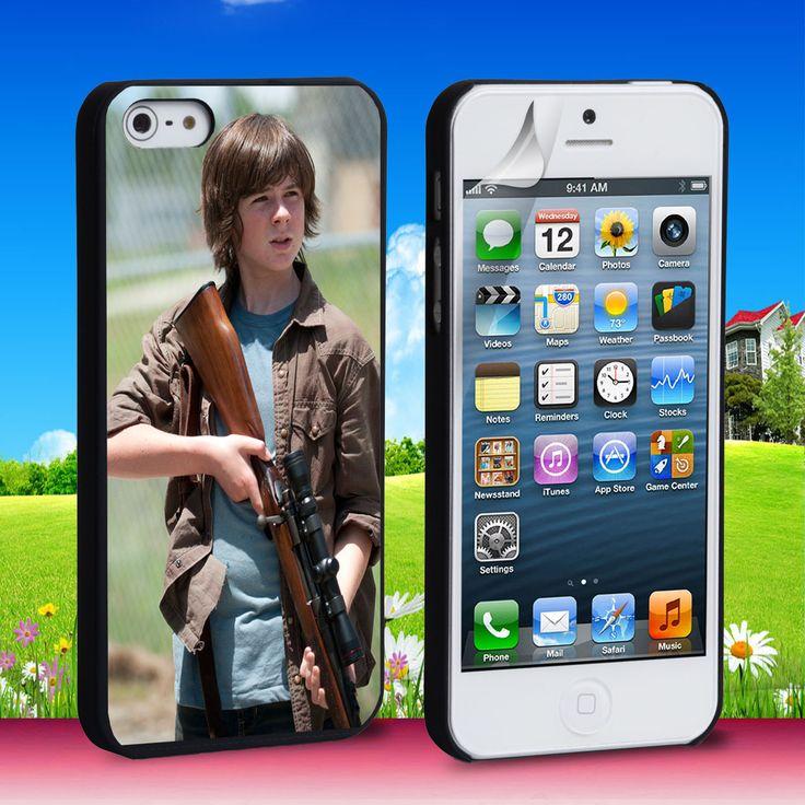 Carl Grimes The Walking Dead iPhone 4 5 6 6 Plus Case