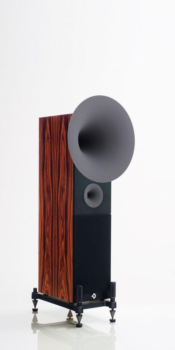 UNO FINO Hornloudspeaker  Avantgarde Acoustic™  Hornloudspeaker GMBH